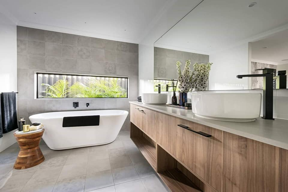 Dale Alcock Homes' 'The Bottega' Display Home